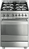 Freestanding Gas/Gas Ovens