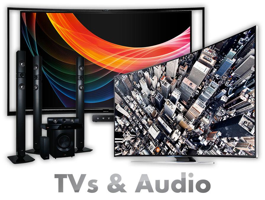 TVs & Audio